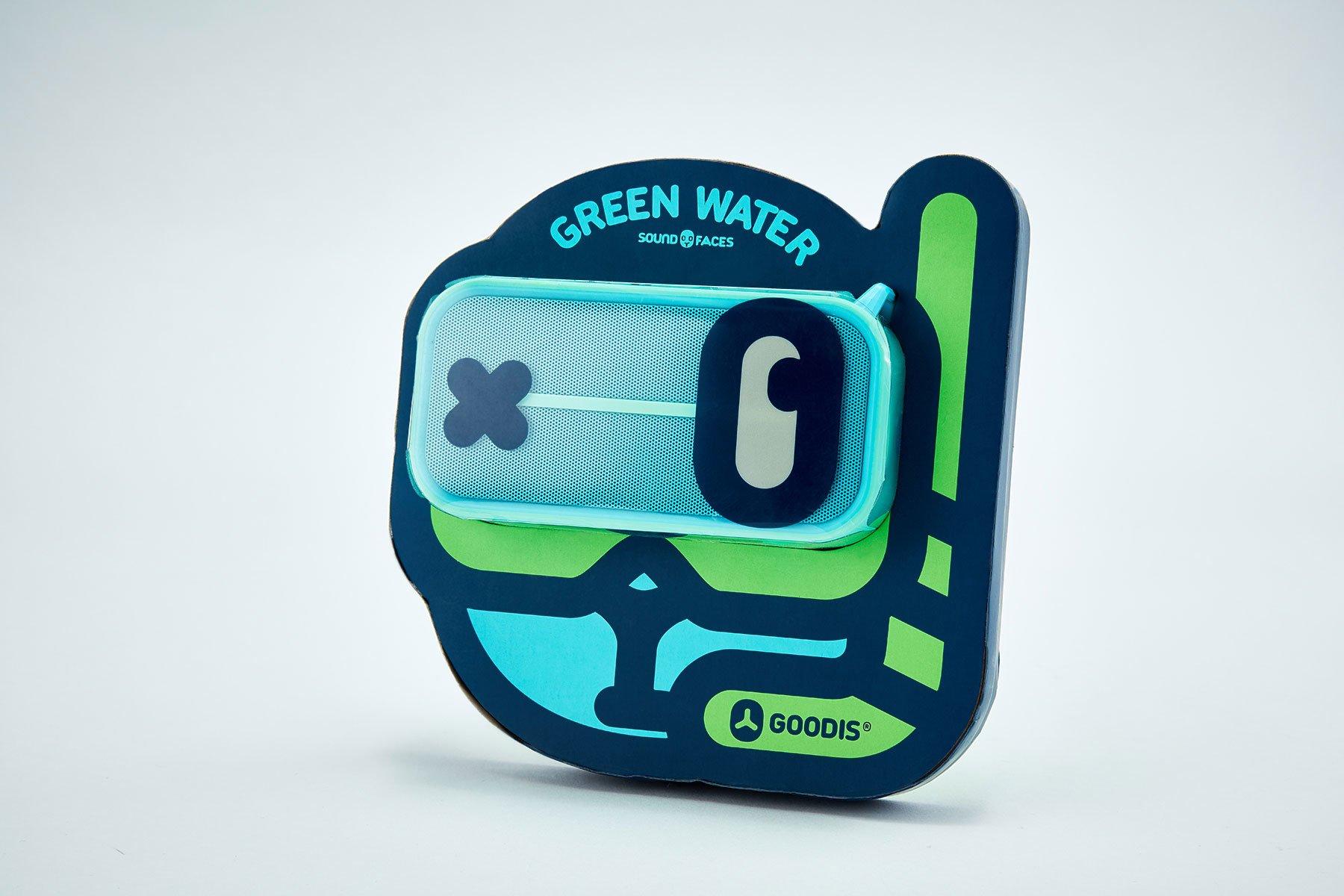 Goodis Green Water