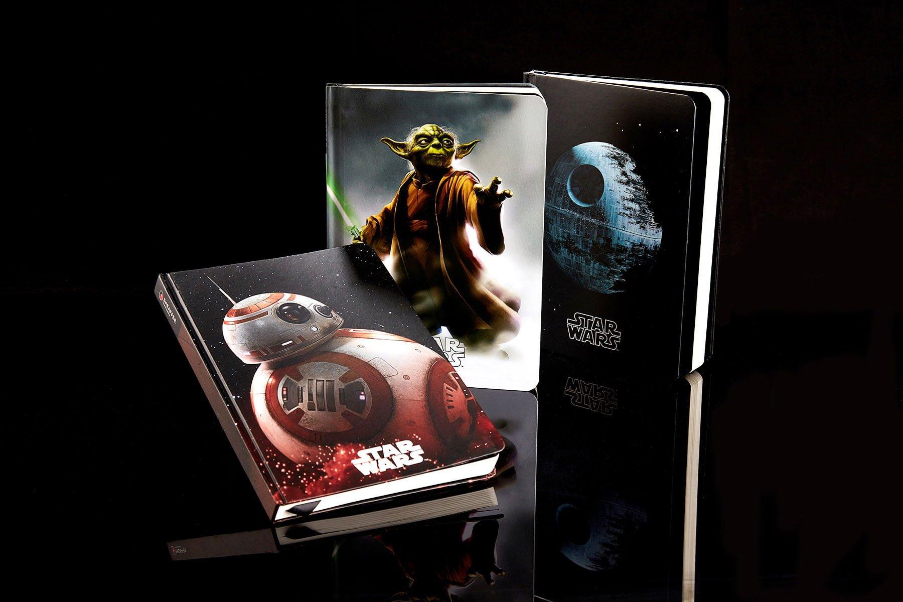 Star Wars Journals