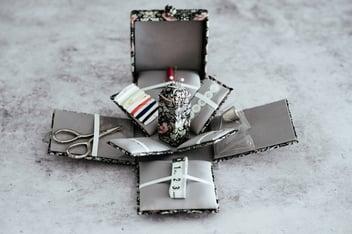 luxury gift box, success, design tips, rigid box, retail packaging