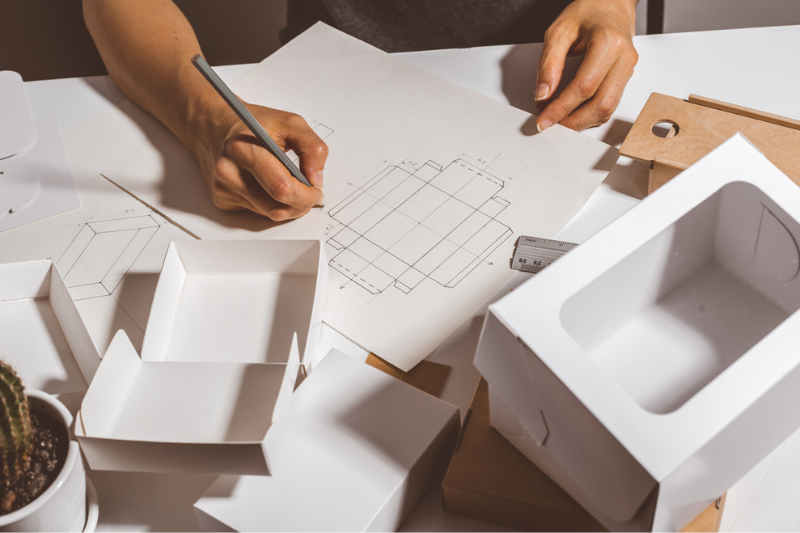 How to Develop Appealing Product Packaging Designs